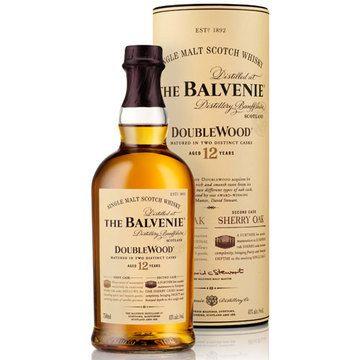Savin' for later... Balvenie 12 Year Old Doublewood Single Malt Scotch Whisky 750ml
