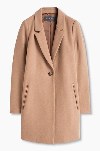 Manteau beige pinterest