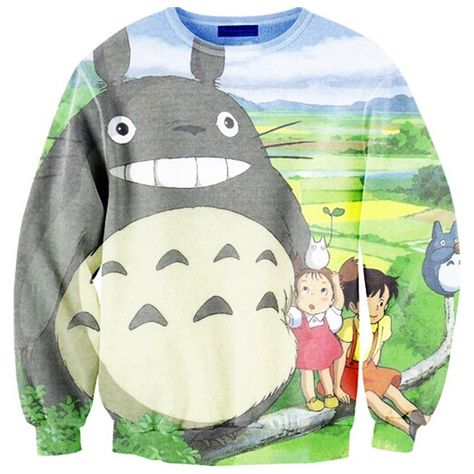 Get this limited edition t shirt and let the world know how much you love Totoro and Friend Long Sleeve Available in T shirt and Long Sleeve Styles ! Internet Exclusive - Not Sold In Stores. Regular P