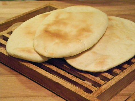 O Meu Tempero: Pão Naan
