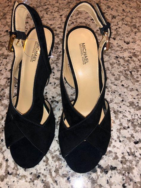 MK Michael Kors Sandal Heels Like New Never Worn Size: 7
