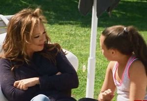 Exclusive It's All Relative Sneak Peek: Can Leah Remini Overcome Her Fear of Heights?