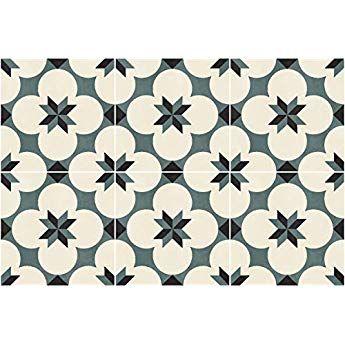 Alwayspon Floor Wall Tile Transfers Sticker For Home Decor Peel Stick Self Adhesive Splashback Tile Decals For Living Roo Tile Decals Splashback Wall Tiles