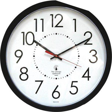 Home Contemporary Clocks Clock Wall Clock Electric