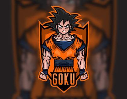 Check Out New Work On My Behance Profile Goku Mascot Logo Http Be Net Gallery 97030191 Goku Mascot Logo Logo Design Art Picture Logo Game Logo Design