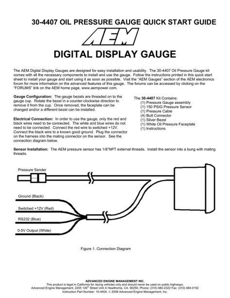 Vdo Wiring Diagram For Vw