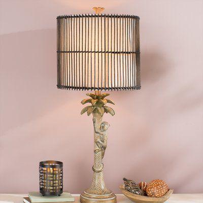 Bayou Breeze Lesa 33 Table Lamp