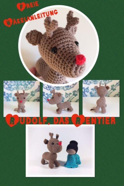 Fancy Crochet: Giacomino talpa amigurumi | 640x428