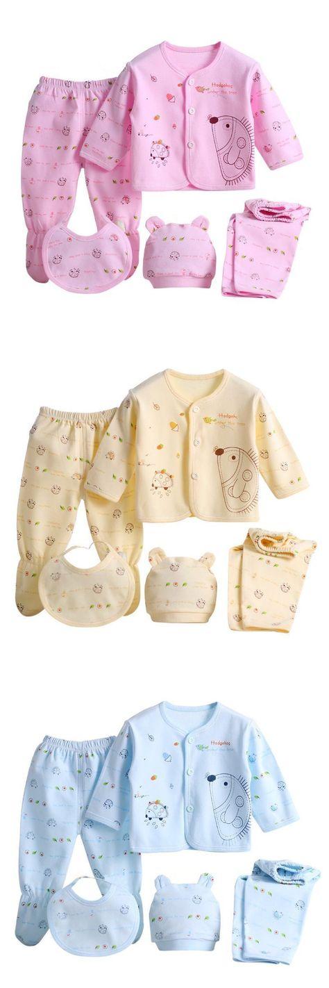 915114595 5 Pieces set Newborn Baby Clothing Set Brand Baby Boy Girl Clothes 100%  Cotton Cartoon Underwear 0-3M LY6  babyboyunderwear  babyunderwear   ...