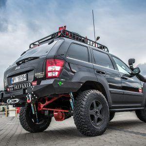 Metalpasja Innowacyjne Doposazenia Offroad Zderzak Tylny Dark Duke Jeep Grand Cherokee Wk Wh Tolle Sachen
