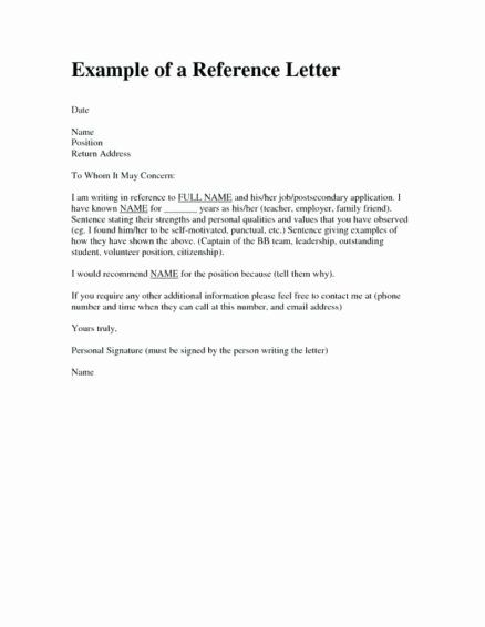 Character Reference Letter For Apartment Rental from i.pinimg.com