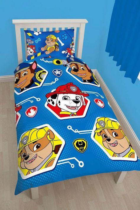 Funda Nordica One Piece.Funda Nordica Reversible Patrulla Canina Animales Victoria