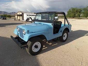 1963 Jeep Cj5 Jeep Cj5 Jeep Classic Jeeps