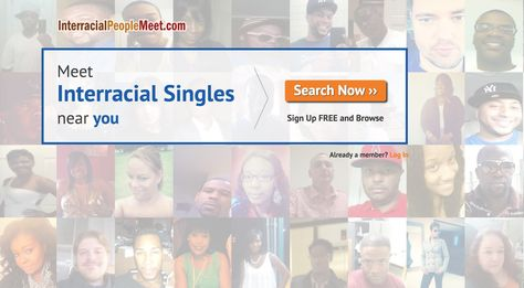 Interracial People Meet Review - DatingWebsites101.com