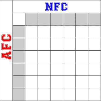 football pool template - Google Search Sports Pinterest - football pool template