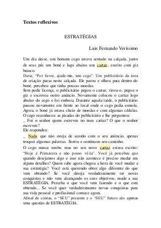 Textos Reflexivos Trabalho Em Equipe Trabalho Em Equipe E