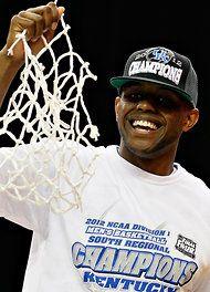 #Kentucky beat Baylor for trip to Final Four- Darius Miller :)