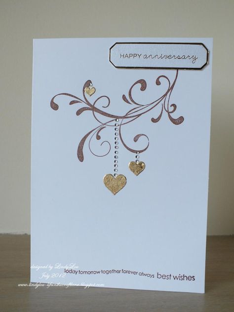 Графике, открытки своими руками на золотую свадьбу родителям