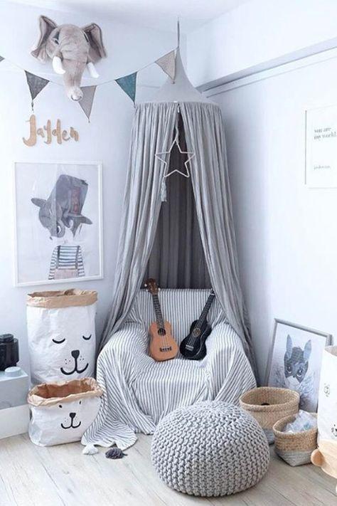 moana knitted pouffe  light grey  cute room decor