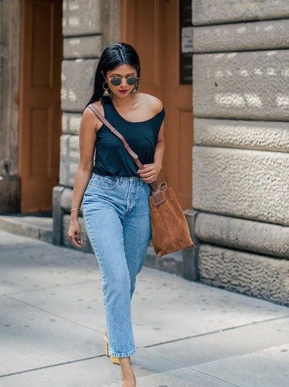 Yuksek Bel Bayan Kot Pantolon Modelleri 2019 2019 Spring Summer Fashion Runway Fashion Denimtrends Denim 2019denims Moda Stilleri Denim Fashion Moda