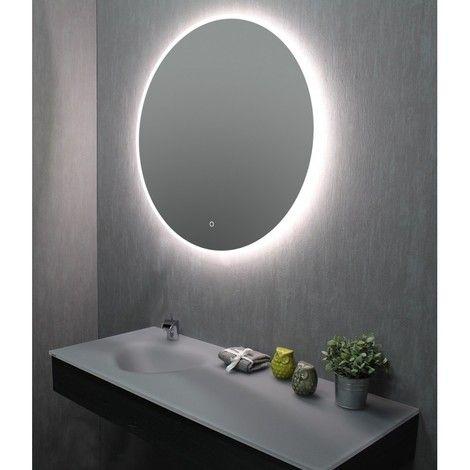 Miroir Salle De Bain Lumineux Pas Cher