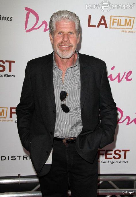 ron perlman divorce | Ron Perlman à la projection du film Drive pendant le Festival du film ...