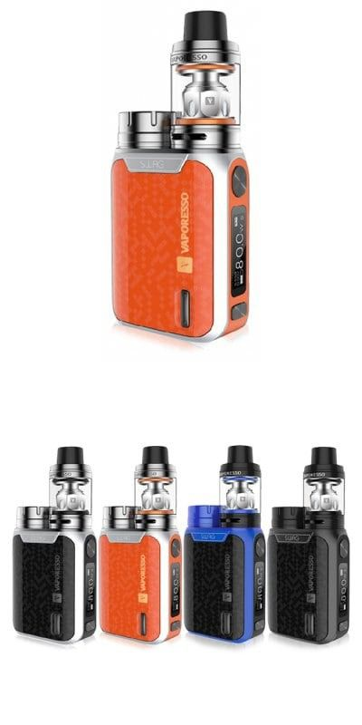 Original Vaporesso SWAG 80W Mod Kit with 2ml in 2019 | Vapor