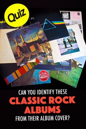 Quiz: Can You Identify These Classic Rock Albums From Their Album