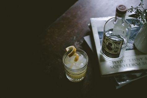 Sinister SAGE Cocktail