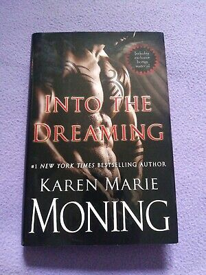 Highlander Into The Dreaming 8 By Karen Marie Moning 2012 Hardcover Condition Is Like New Shipped With Usps In 2020 Karen Marie Moning Recurring Dreams Hardcover