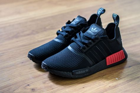 new style 1de75 311b6 Check out this pickup video of the Adidas NMD R1 Bred Ripstop. Find out  where you can still buy a pair of these Adidas NMDs online!