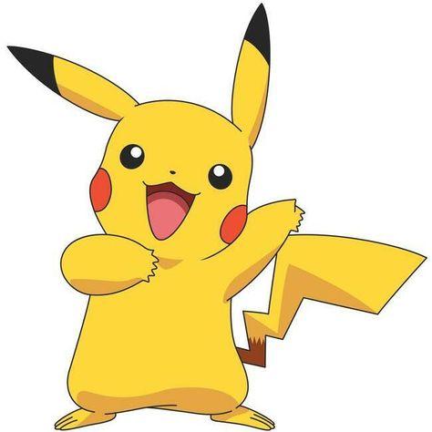 Pokemon Pikachu Giant Wall Decals
