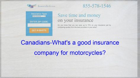 I Live In Halifax Ns And Looking For Good Insurance Rates Also