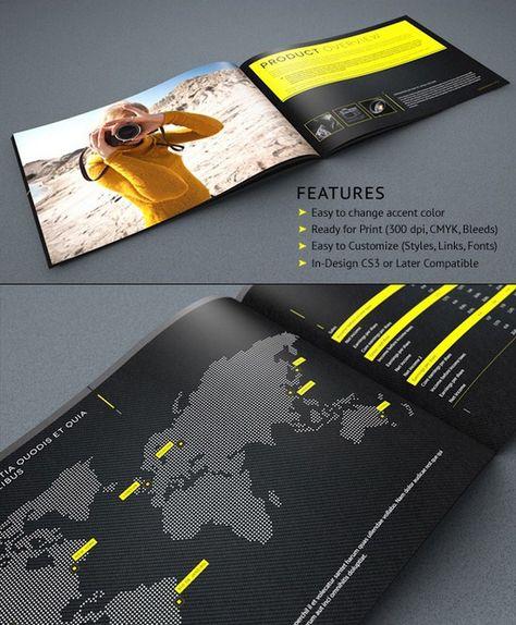 20 Outstanding and Modern Brochure design Ideas Brochures - modern brochure design