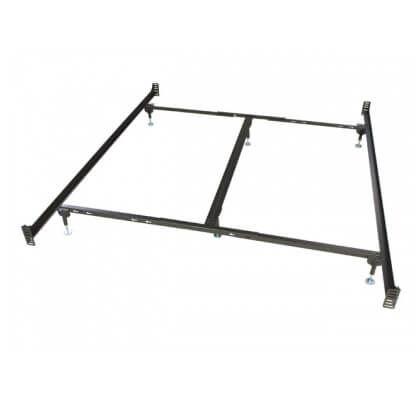 Metal King Size Bed Frame In 2020 Headboard Footboard King Size Bed Frame Bed Frame