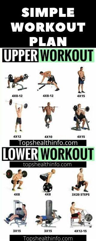 Pin On Workout Plan