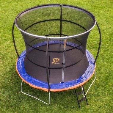 Jump Power 10ft Trampoline And Enclosure Smyths Toys 10ft