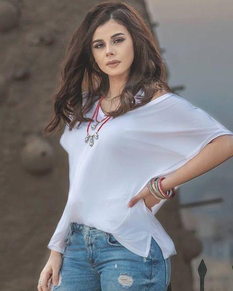 منه عرفه ممثله مصريه Egyptian Actress Fashion Celebs