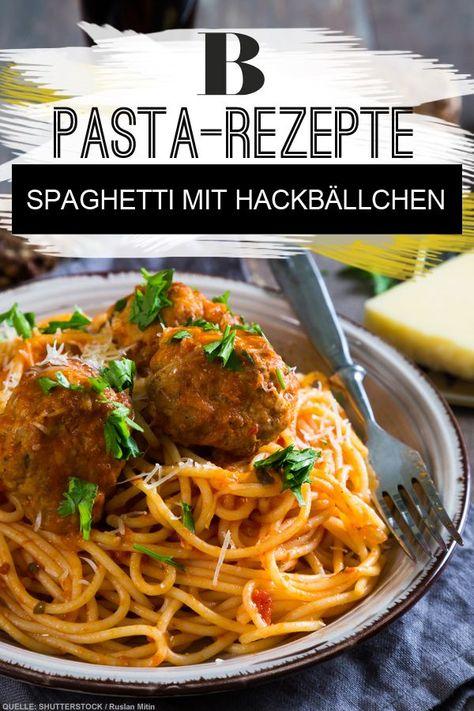 Italienische Küche: Die besten Klassiker   Spaghetti-Rezepte ...