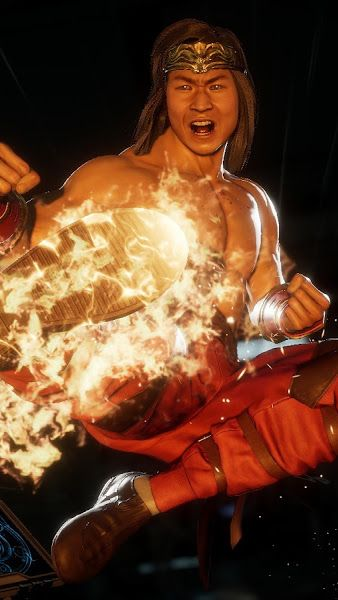 Liu Kang Mortal Kombat 11 4k 3840x2160 Wallpaper Mortal Kombat Liu Kang Mortal Kombat Art