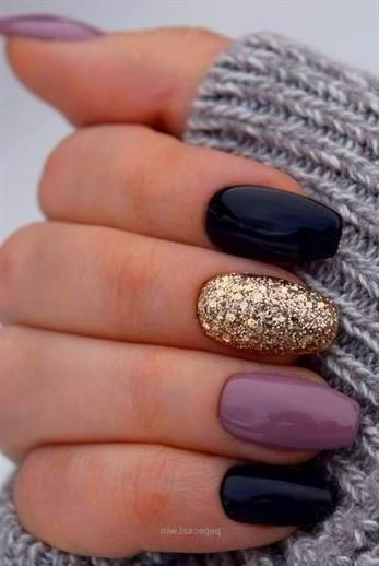Acrylic Nails Coffin Winter In 2020 Nail Colors Winter Nail Color Trends Winter Nails
