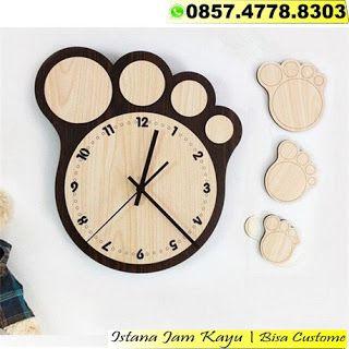 Jam Dinding Kayu Unik Jam Dinding Kayu Custom Jam Dinding Kayu Murah Jam Kayu Unik Unik Murah Diy Clock Wall Diy Clock Wall Clock Design