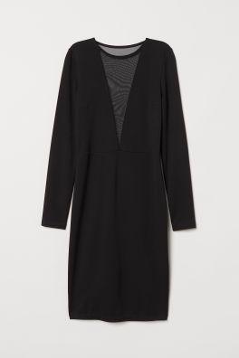 Fitted Lace Dress In 2020 Schwarzes Spitzenkleid Lassige Sommerkleider Taillierte Kleider