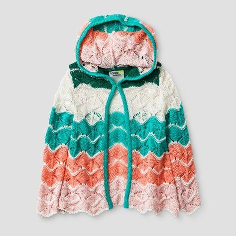 7201b1698f47b Toddler Girls' Cardigan Genuine Kids® from OshKosh® - Green : Target ...