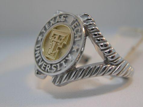 Texas Tech Class ring