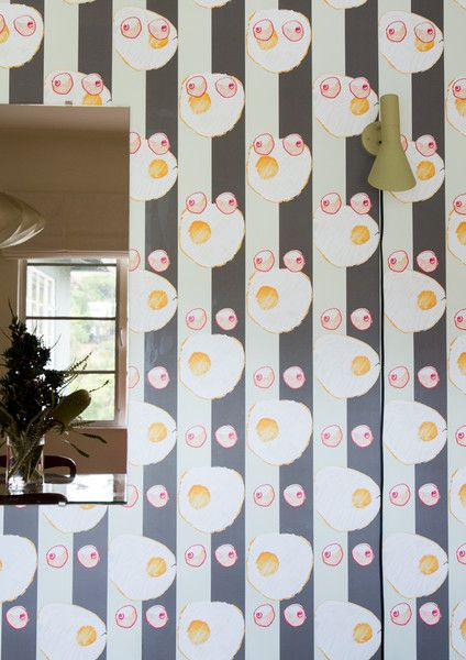 Put An Egg On It - Work + Sea's Colorful Los Angeles Home  - Photos