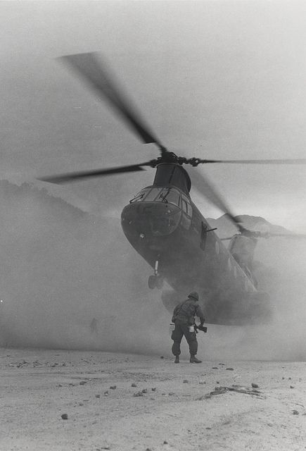Sea Knight Helicopter, 1969 |
