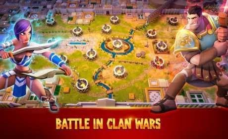 Gladiator Heroes: Clan War Games 2.7.1 Apk Data for android Gladiator  Heroes: Clan War Games is a Strategy Game for android do… | League of  heroes, Gladiator, War