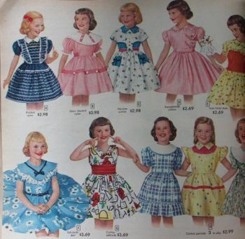 Kids 1950s Clothing Costumes Girls Boys Toddlers Vintage Childrens Clothing Doll Clothes American Girl Childrens Clothes