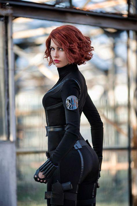 Character: Black Widow (Natalia Alianovna